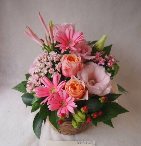 花ギフト|フラワーギフト|誕生日 花|カノシェ話題|スタンド花|ウエディングブーケ|花束|花屋|42850
