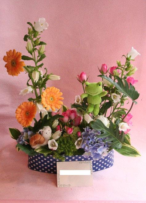 花ギフト|フラワーギフト|誕生日 花|カノシェ話題|スタンド花|ウエディングブーケ|花束|花屋|かえる とし