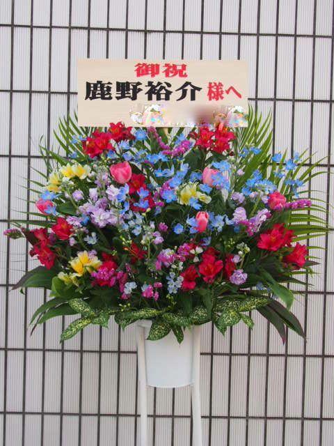 花ギフト|フラワーギフト|誕生日 花|カノシェ話題|スタンド花|ウエディングブーケ|花束|花屋|54856