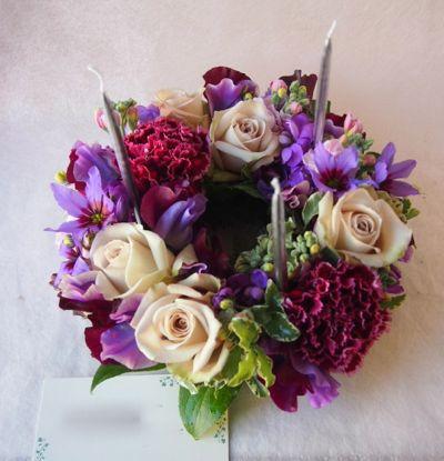 花ギフト|フラワーギフト|誕生日 花|カノシェ話題|スタンド花|ウエディングブーケ|花束|花屋|38002