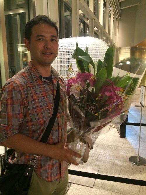 花ギフト|フラワーギフト|誕生日 花|カノシェ話題|スタンド花|ウエディングブーケ|花束|花屋|IMG_7441