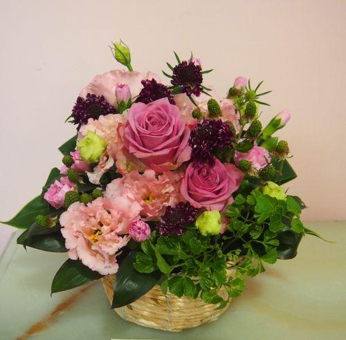 花ギフト|フラワーギフト|誕生日 花|カノシェ話題|スタンド花|ウエディングブーケ|花束|花屋|56850