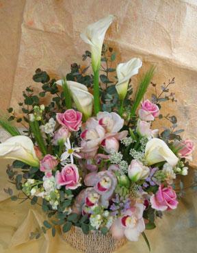 花ギフト フラワーギフト 誕生日 花 カノシェ話題 スタンド花 ウエディングブーケ 花束 花屋 かよこさん2