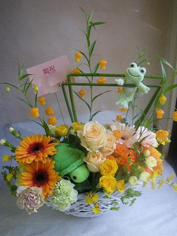 花ギフト|フラワーギフト|誕生日 花|カノシェ話題|スタンド花|ウエディングブーケ|花束|花屋|じゅんけろ