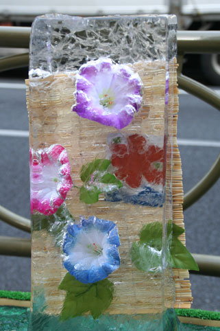 花ギフト フラワーギフト 誕生日 花 カノシェ話題 スタンド花 ウエディングブーケ 花束 花屋 氷