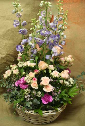 花ギフト|フラワーギフト|誕生日 花|カノシェ話題|スタンド花|ウエディングブーケ|花束|花屋|デルフィ