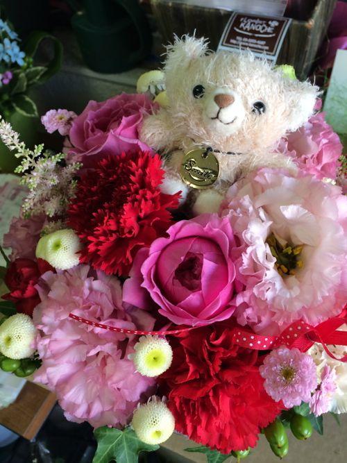 花ギフト|フラワーギフト|誕生日 花|カノシェ話題|スタンド花|ウエディングブーケ|花束|花屋|IMG_5118