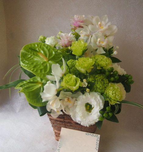 花ギフト|フラワーギフト|誕生日 花|カノシェ話題|スタンド花|ウエディングブーケ|花束|花屋|48518