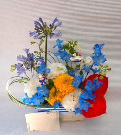 花ギフト|フラワーギフト|誕生日 花|カノシェ話題|スタンド花|ウエディングブーケ|花束|花屋|49566