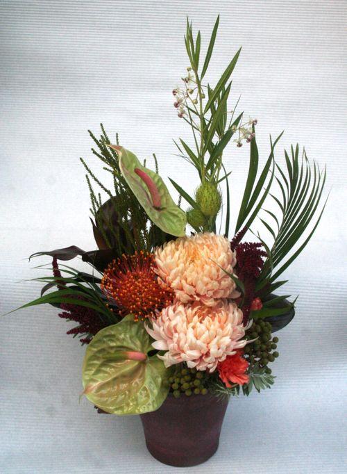 花ギフト|フラワーギフト|誕生日 花|カノシェ話題|スタンド花|ウエディングブーケ|花束|花屋|IMG_1934
