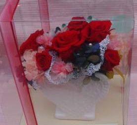 花ギフト フラワーギフト 誕生日 花 カノシェ話題 スタンド花 ウエディングブーケ 花束 花屋 49164