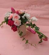 花ギフト|フラワーギフト|誕生日 花|カノシェ話題|スタンド花|ウエディングブーケ|花束|花屋|ゆのさん111
