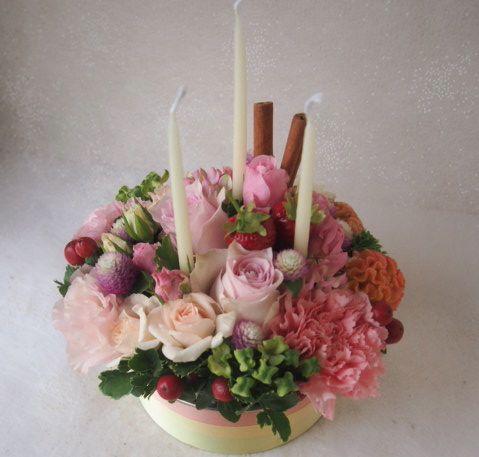 花ギフト|フラワーギフト|誕生日 花|カノシェ話題|スタンド花|ウエディングブーケ|花束|花屋|51213