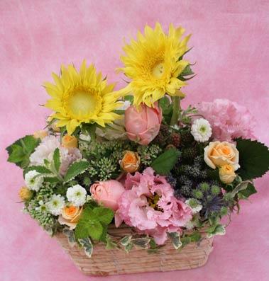 花ギフト|フラワーギフト|誕生日 花|カノシェ話題|スタンド花|ウエディングブーケ|花束|花屋|レモンオーラ