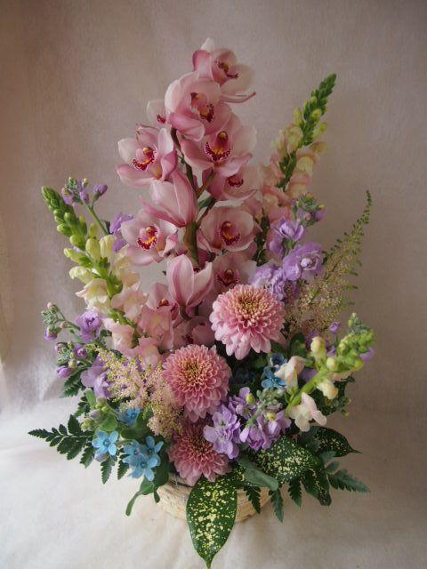 花ギフト|フラワーギフト|誕生日 花|カノシェ話題|スタンド花|ウエディングブーケ|花束|花屋|46056