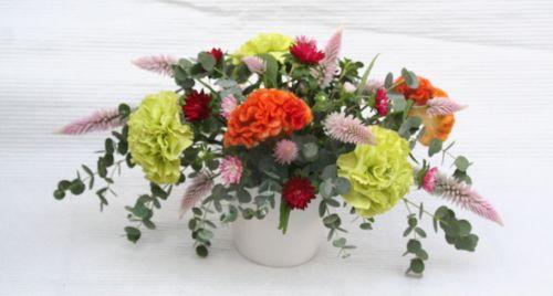 花ギフト|フラワーギフト|誕生日 花|カノシェ話題|スタンド花|ウエディングブーケ|花束|花屋|IMG_1620