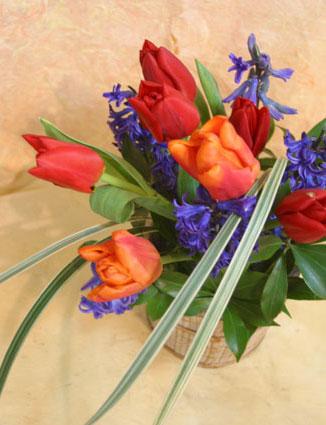 花ギフト|フラワーギフト|誕生日 花|カノシェ話題|スタンド花|ウエディングブーケ|花束|花屋| オレンジ2