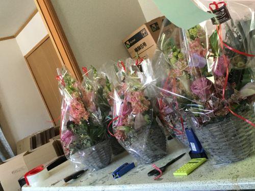 花ギフト|フラワーギフト|誕生日 花|カノシェ話題|スタンド花|ウエディングブーケ|花束|花屋|IMG_1002