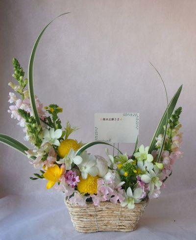 花ギフト|フラワーギフト|誕生日 花|カノシェ話題|スタンド花|ウエディングブーケ|花束|花屋|38454