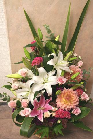 花ギフト|フラワーギフト|誕生日 花|カノシェ話題|スタンド花|ウエディングブーケ|花束|花屋|daria-sawako