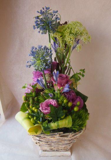 花ギフト|フラワーギフト|誕生日 花|カノシェ話題|スタンド花|ウエディングブーケ|花束|花屋|40917