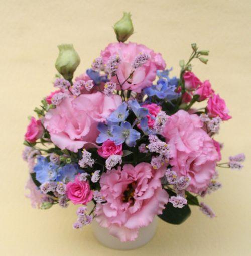 花ギフト|フラワーギフト|誕生日 花|カノシェ話題|スタンド花|ウエディングブーケ|花束|花屋|IMG_9662