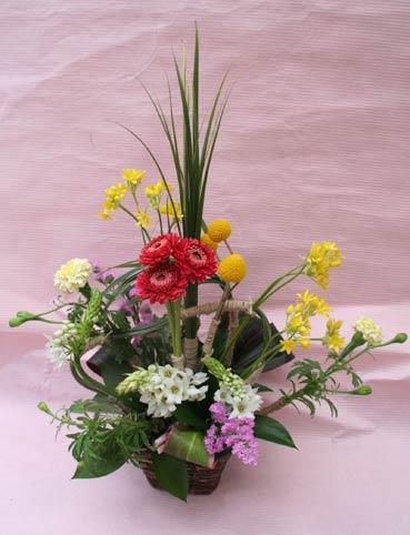 花ギフト フラワーギフト 誕生日 花 カノシェ話題 スタンド花 ウエディングブーケ 花束 花屋 IMG_7502