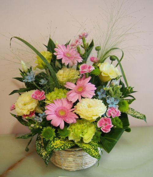 花ギフト|フラワーギフト|誕生日 花|カノシェ話題|スタンド花|ウエディングブーケ|花束|花屋|57526