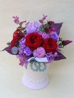 花ギフト|フラワーギフト|誕生日 花|カノシェ話題|スタンド花|ウエディングブーケ|花束|花屋|KP1