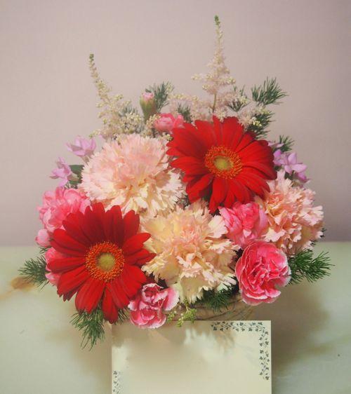 花ギフト|フラワーギフト|誕生日 花|カノシェ話題|スタンド花|ウエディングブーケ|花束|花屋|55710