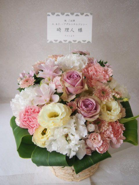 花ギフト|フラワーギフト|誕生日 花|カノシェ話題|スタンド花|ウエディングブーケ|花束|花屋|49615