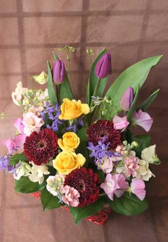 花ギフト|フラワーギフト|誕生日 花|カノシェ話題|スタンド花|ウエディングブーケ|花束|花屋|たむ2