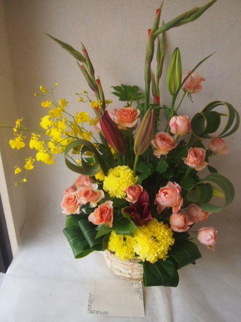 花ギフト|フラワーギフト|誕生日 花|カノシェ話題|スタンド花|ウエディングブーケ|花束|花屋|48430