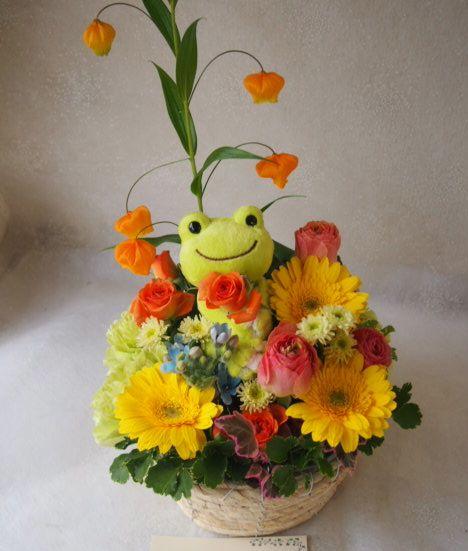花ギフト|フラワーギフト|誕生日 花|カノシェ話題|スタンド花|ウエディングブーケ|花束|花屋|54339