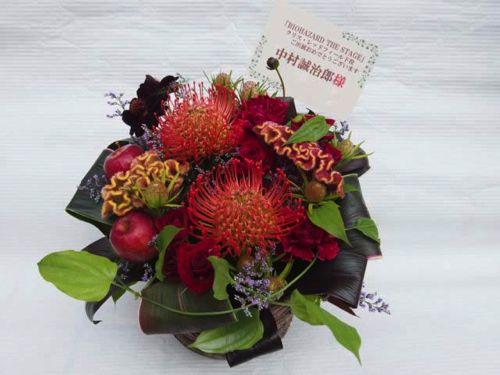 花ギフト|フラワーギフト|誕生日 花|カノシェ話題|スタンド花|ウエディングブーケ|花束|花屋|51357