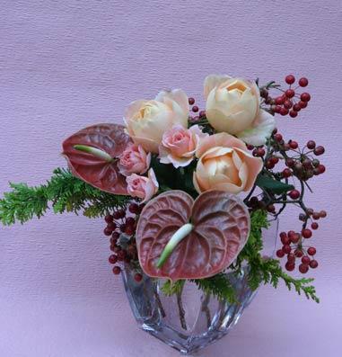 花ギフト|フラワーギフト|誕生日 花|カノシェ話題|スタンド花|ウエディングブーケ|花束|花屋|saya-wed
