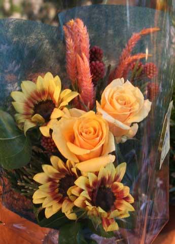 花ギフト フラワーギフト 誕生日 花 カノシェ話題 スタンド花 ウエディングブーケ 花束 花屋 バレンシア