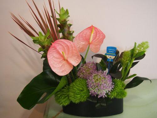 花ギフト|フラワーギフト|誕生日 花|カノシェ話題|スタンド花|ウエディングブーケ|花束|花屋|P6220444