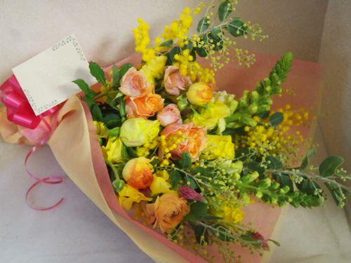 花ギフト|フラワーギフト|誕生日 花|カノシェ話題|スタンド花|ウエディングブーケ|花束|花屋|53076