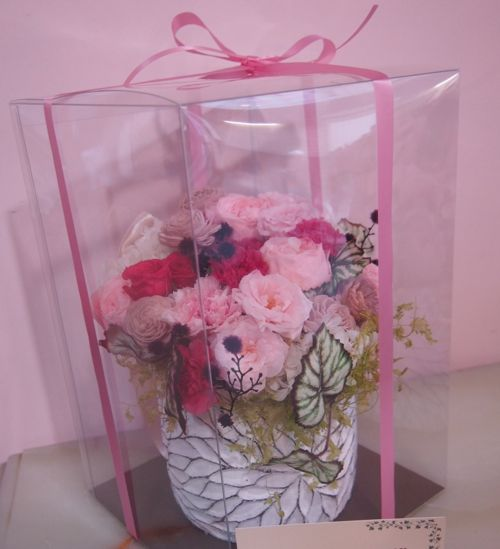 花ギフト|フラワーギフト|誕生日 花|カノシェ話題|スタンド花|ウエディングブーケ|花束|花屋|56697