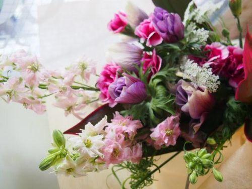 花ギフト|フラワーギフト|誕生日 花|カノシェ話題|スタンド花|ウエディングブーケ|花束|花屋|IMG_8869