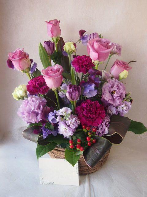 花ギフト|フラワーギフト|誕生日 花|カノシェ話題|スタンド花|ウエディングブーケ|花束|花屋|46342