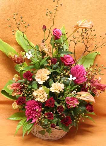 花ギフト|フラワーギフト|誕生日 花|カノシェ話題|スタンド花|ウエディングブーケ|花束|花屋|アマリア