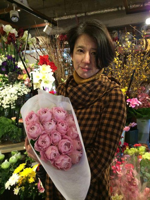花ギフト|フラワーギフト|誕生日 花|カノシェ話題|スタンド花|ウエディングブーケ|花束|花屋|IMG_8641