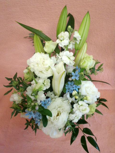 花ギフト|フラワーギフト|誕生日 花|カノシェ話題|スタンド花|ウエディングブーケ|花束|花屋|wb-misaki