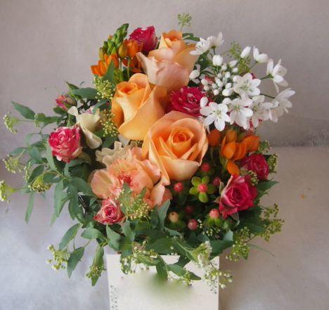 花ギフト|フラワーギフト|誕生日 花|カノシェ話題|スタンド花|ウエディングブーケ|花束|花屋|46550