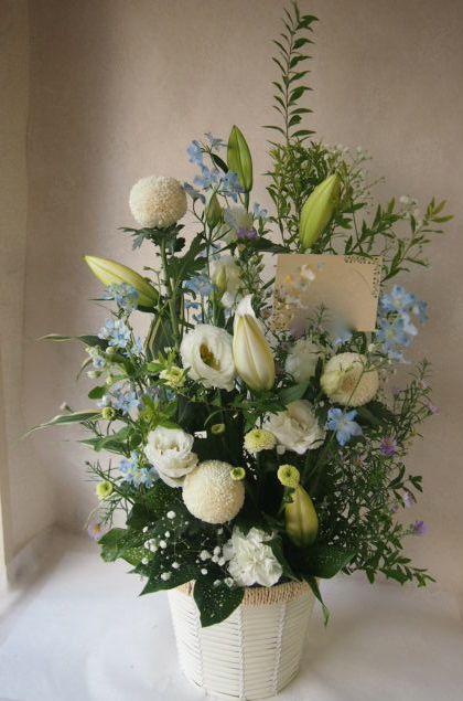 花ギフト|フラワーギフト|誕生日 花|カノシェ話題|スタンド花|ウエディングブーケ|花束|花屋|49942