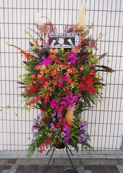 花ギフト|フラワーギフト|誕生日 花|カノシェ話題|スタンド花|ウエディングブーケ|花束|花屋|33388