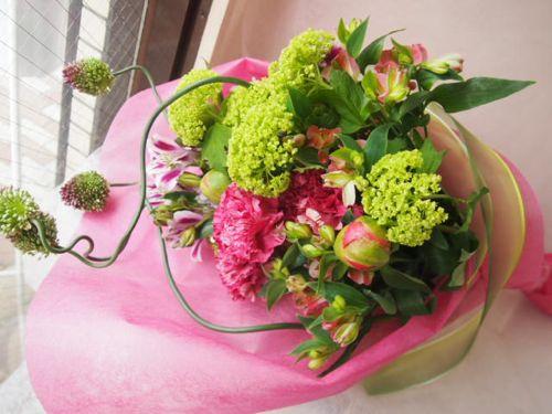 花ギフト|フラワーギフト|誕生日 花|カノシェ話題|スタンド花|ウエディングブーケ|花束|花屋|46750