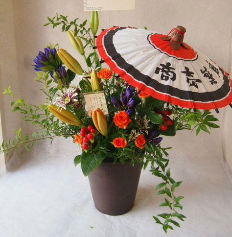 花ギフト|フラワーギフト|誕生日 花|カノシェ話題|スタンド花|ウエディングブーケ|花束|花屋|58572